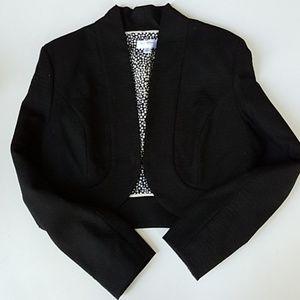 Isaac Mizrahi bolero style jacket career 14